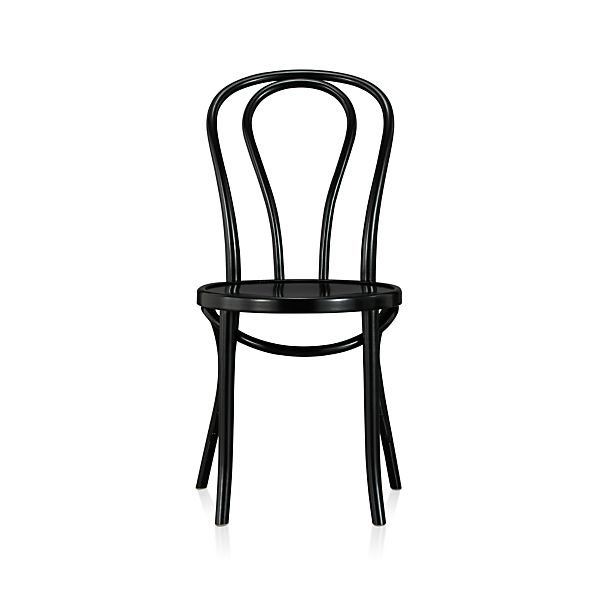 Vienna Black Side Chair