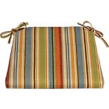 Village Stripe Chair Cushion
