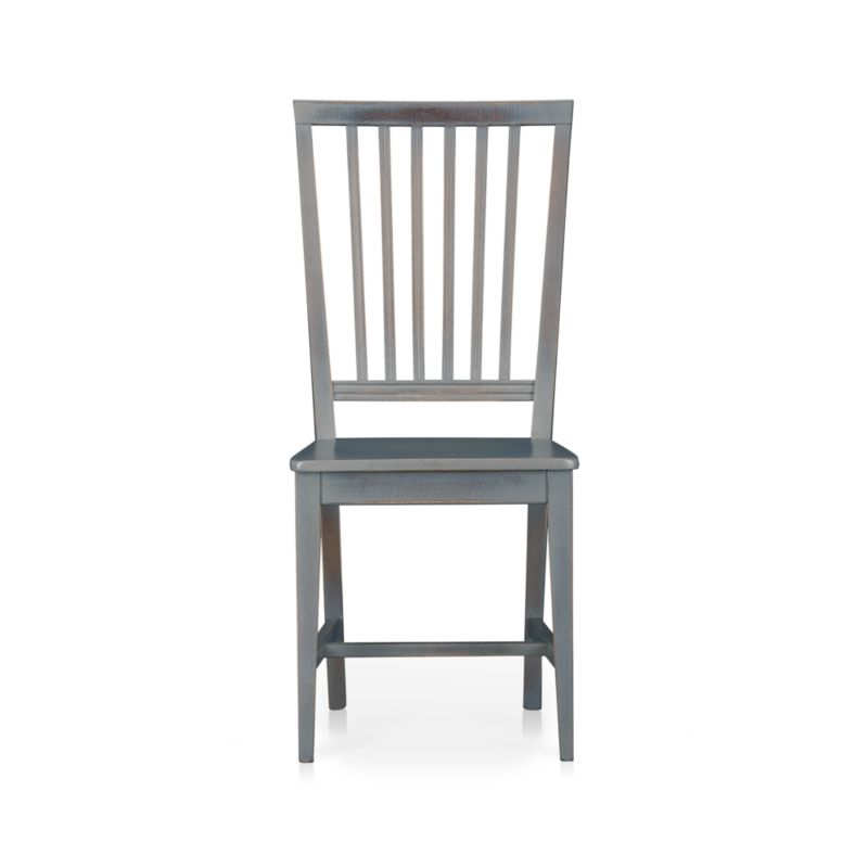 One of our most popular chairs, Village is handcrafted by Italian artisans with a sturdy, solid beechwood frame, generous moulded seat of engineered wood with veneer, and vertical slat back.<br /><br /><NEWTAG/><ul><li>Solid beechwood frame</li><li>Made in Italy</li></ul>