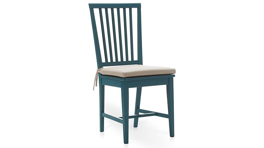 Village Natural Chair Cushion