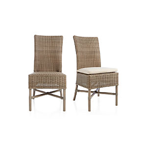 Vineyard Side Chair and Cushion