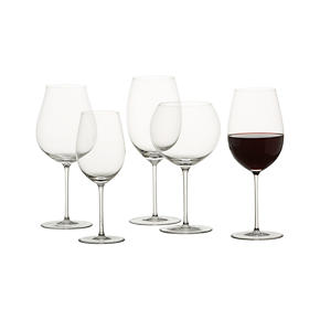 Vineyard Red Wine Glasses