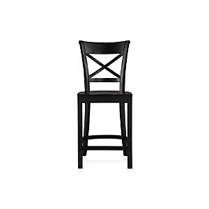 "Vintner 24"" Black Counter Stool"