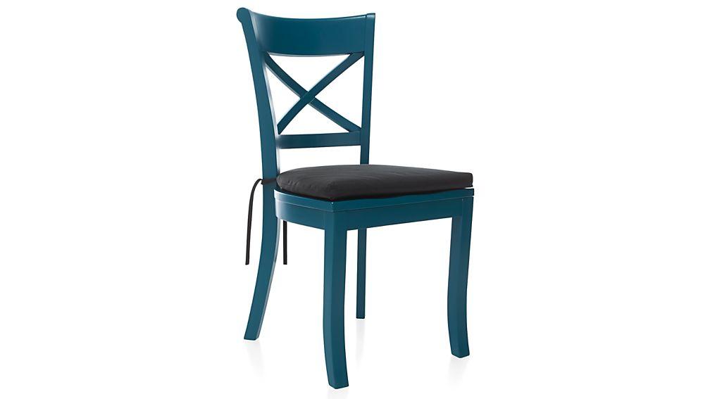 Vintner-Willa Black Chair Cushion