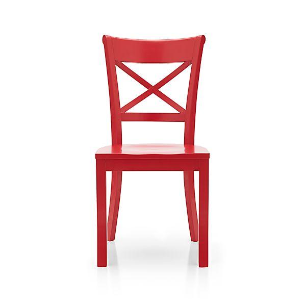 Vintner Red Side Chair