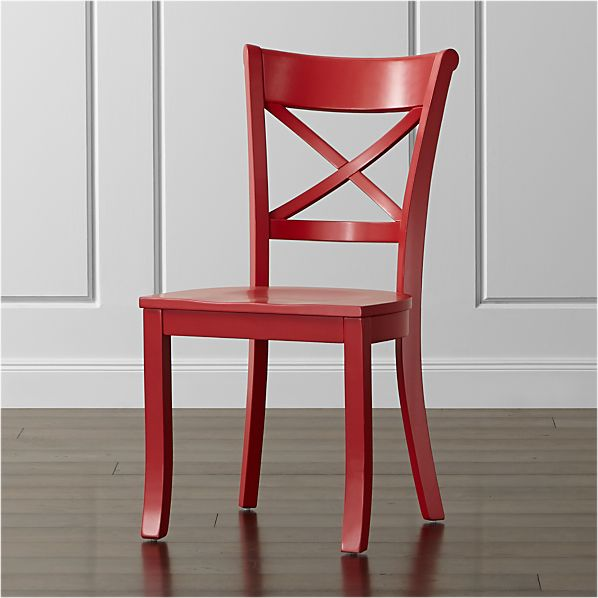 Vintner Red Dining Chair