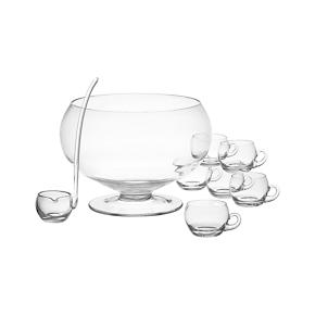 Virginia Punch Bowl Set
