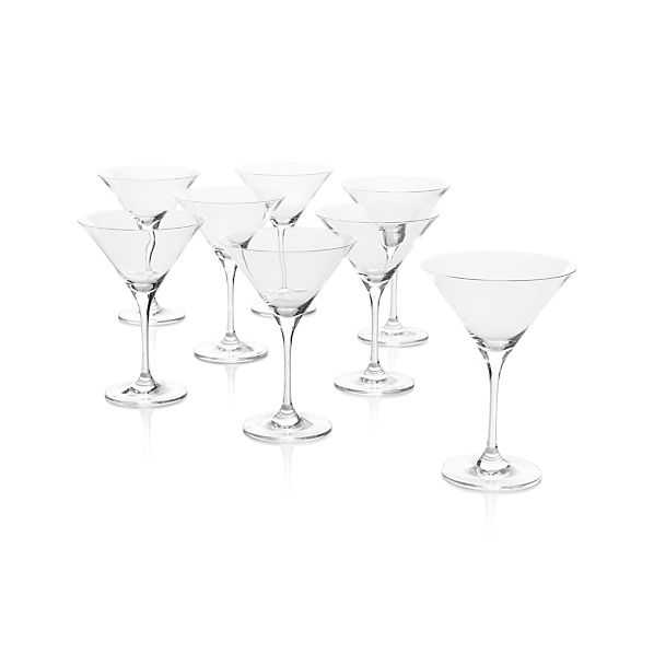 Viv Martini Glasses Set of Eight