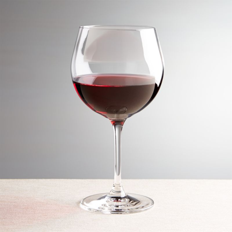 Everyday stemware, beautifully crafted from top to bottom. Generous bowl is finished with smooth fire-polished rim and pulled stem. Exquisite clarity at an exceptional price.<br /><br /><NEWTAG/><ul><li>Casual everyday glass at an exceptional value</li><li>Pulled stem</li><li>Hand washing recommended</li><li>Made in Slovakia</li></ul>