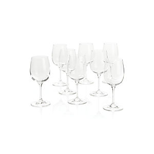 Viv White Wine Glasses Set of Eight