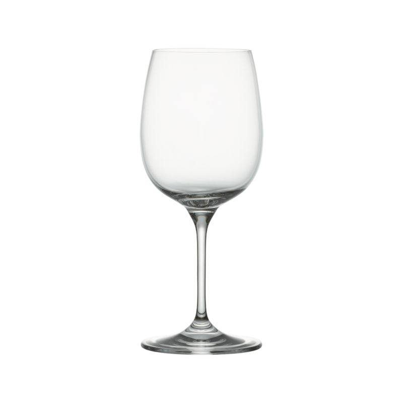 Everyday stemware, beautifully crafted from top to bottom. Generous bowl is finished with smooth fire-polished rim and pulled stem. Exquisite clarity at an exceptional price.<br /><br /><NEWTAG/><ul><li>Casual everyday glass at an exceptional value</li><li>Pulled stem</li><li>Hand washing recommended</li><li>Made in Slovakia</li></ul><br />
