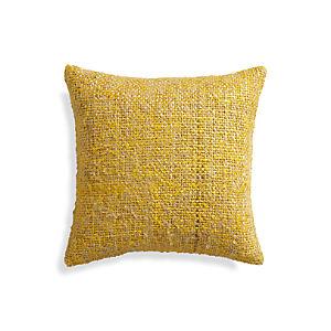 "Vivo 18"" Pillow with Down-Alternative Insert"