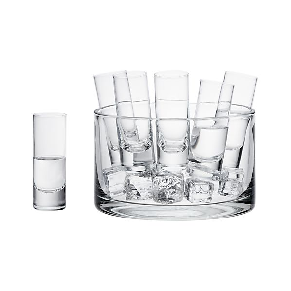 7-Piece Vodka Set
