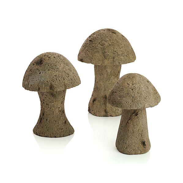 Volcanic Mushrooms