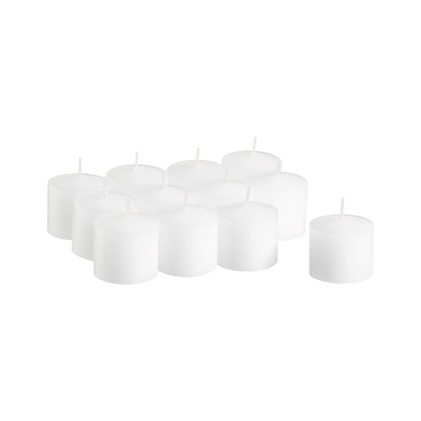 Set of 12 Votive Candles