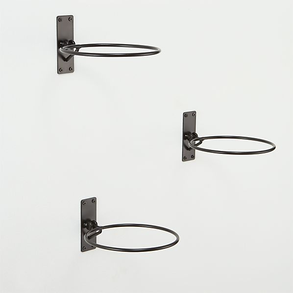 Set of 3 Wall Planter Hooks