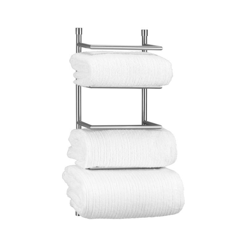 Wall Rack For Bathroom : wall mount towel rack Car Tuning