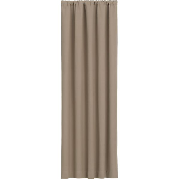 Wallace Brindle Curtain Panels