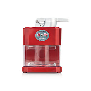 Waring ® Red Metallic Snow Cone Maker