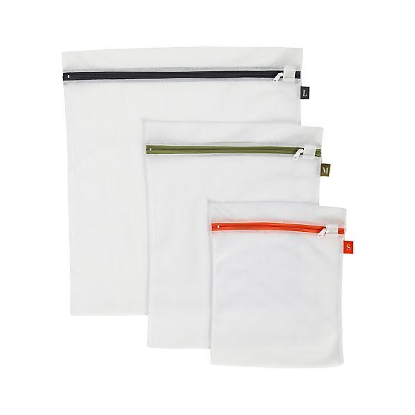 Set of 3 Washing Bags