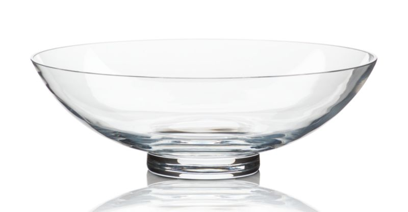 """Water Lily 12.5"""" Bowl"""