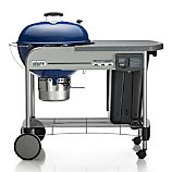 Weber® Performer Platinum Charcoal Grill Blue