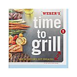 """Weber's Time To Grill"""