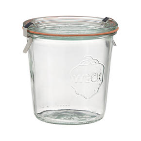 Weck 18 oz. Canning Jar