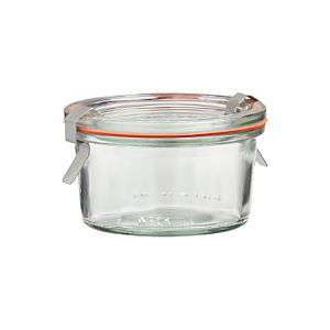 Weck 5.6 oz. Canning Jar
