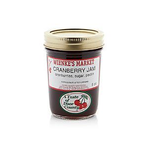 Wienke's Market Cranberry Jam