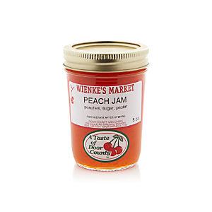 Wienke's Market Peach Jam