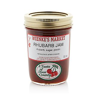 Wienke's Market Rhubarb Jam