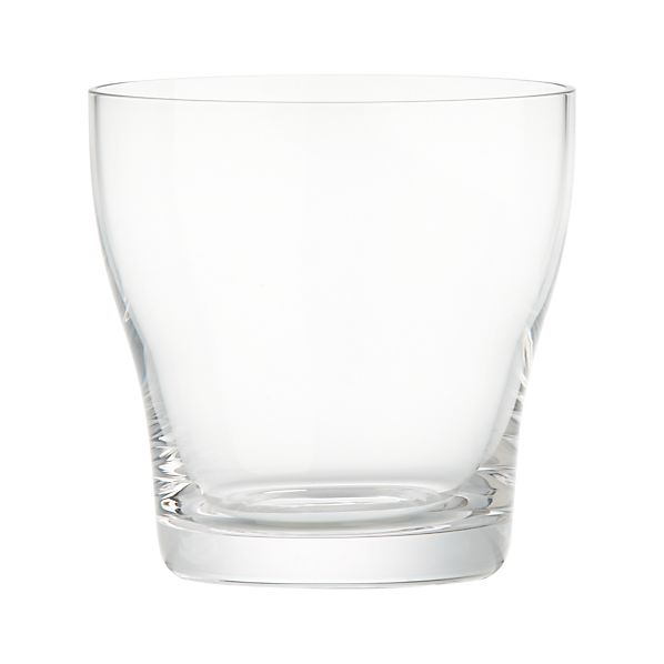 Welcome Double Old-Fashioned Glass