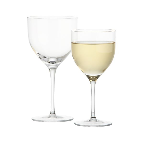 Welcome Wine Glasses
