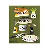 """What To Cook and How To Cook It"""