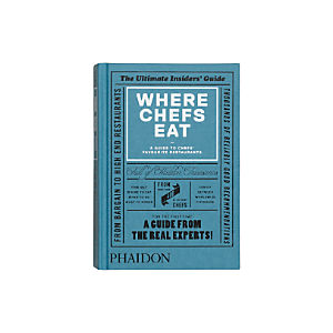 Where Chefs Eat Cookbook