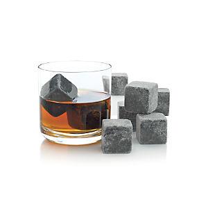 Set of 8 Large Whiskey Rocks