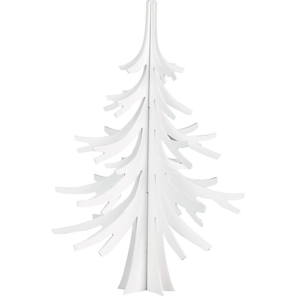 WhiteChristmasTree16inOT12