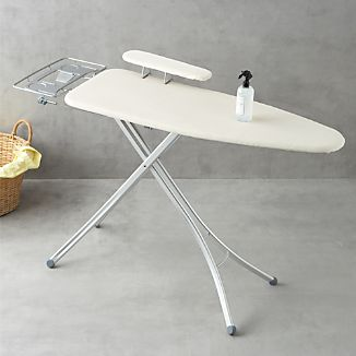 Fibertech® Wide Top Ironing Board with Sleeve Board