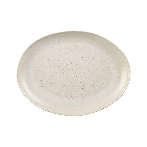 Wilder Large Oval Platter