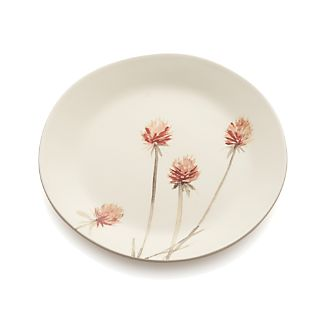 Wildflower Thistle Plate