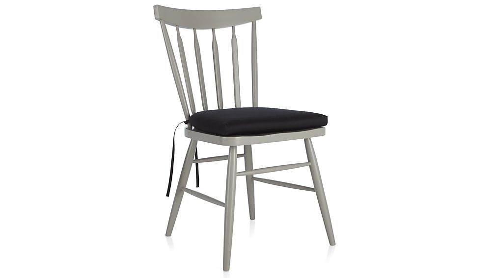 Willa Dove Wood Dining Chair In Dining Chairs Crate And