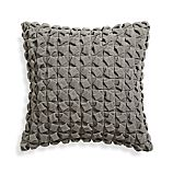 "Willa Dove 20"" Pillow with Feather Insert"