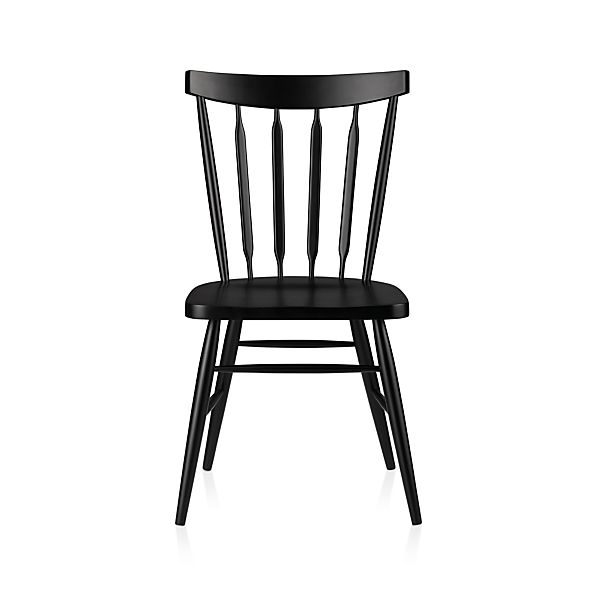 Willa Raven Side Chair