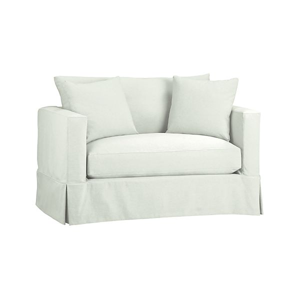 Willow Twin Sleeper Sofa Crate And Barrel