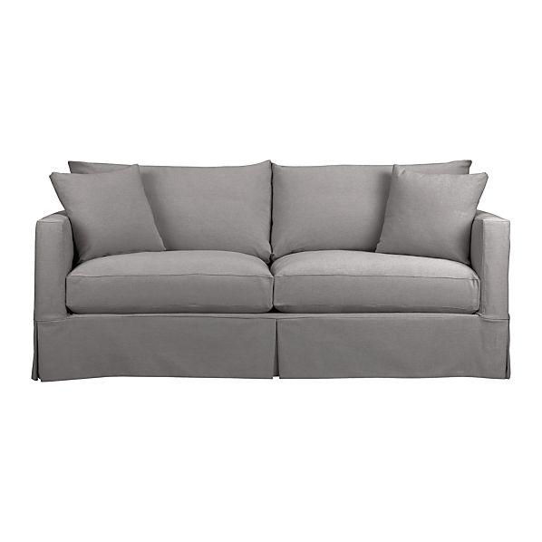 Willow Queen Sleeper Sofa with Air Mattress Pepper