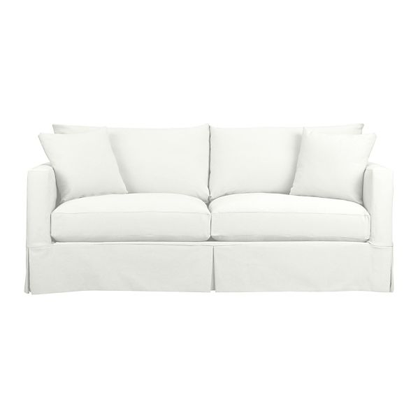 Sale alerts for Crate&Barrel Willow Sofa - Covvet
