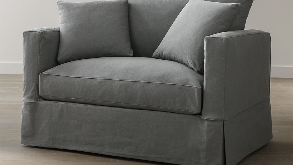 Willow Twin Sleeper Sofa With Air Mattress Crate And Barrel