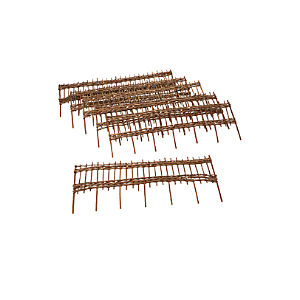 Willow Edging Set of Six