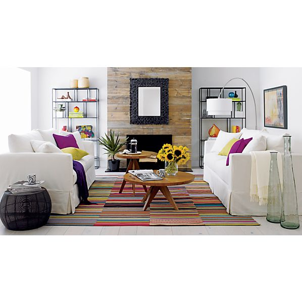Willow Sofa Crate And Barrel